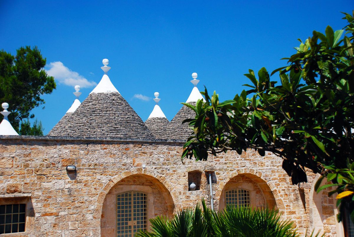Accommodation - Alloggiare in Masseria | Puglia