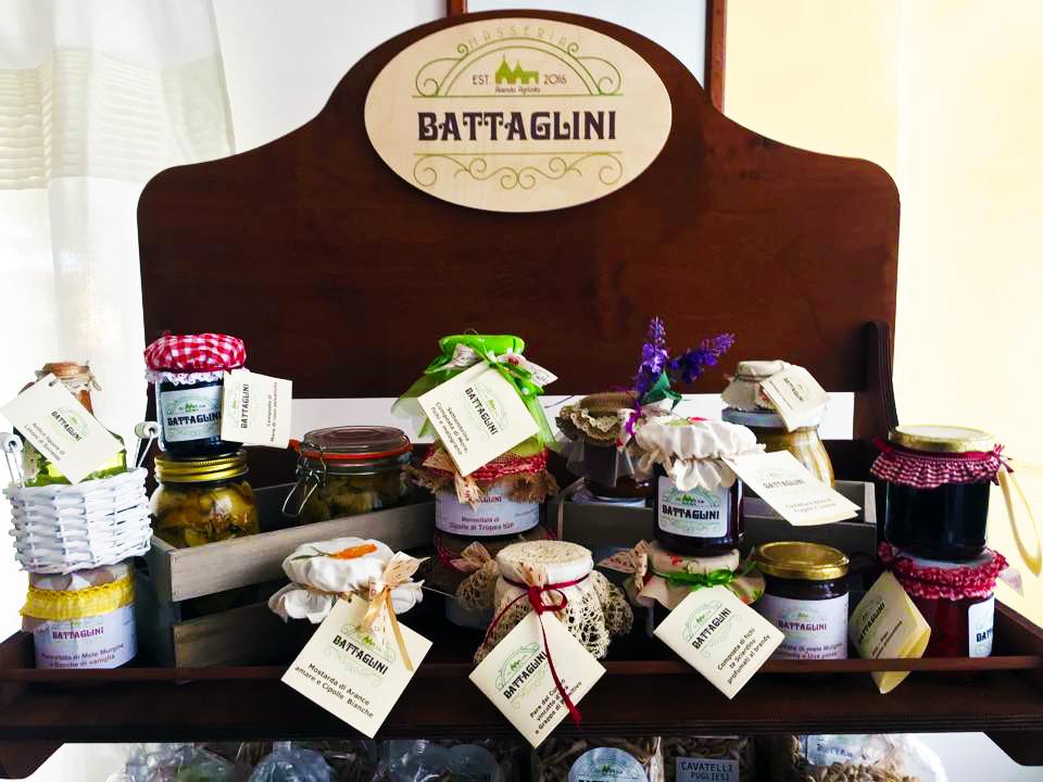 Farm - Prodotti Masseria Battaglini